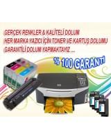 HP 15A TONER DOLUMU