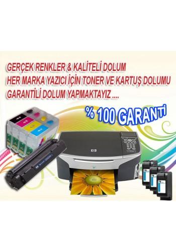 HP 05A TONER DOLUMU