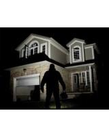4 Adet Gece Görüşlü Kameralı 100 Metre Kablolu Güvenlik Sistemi